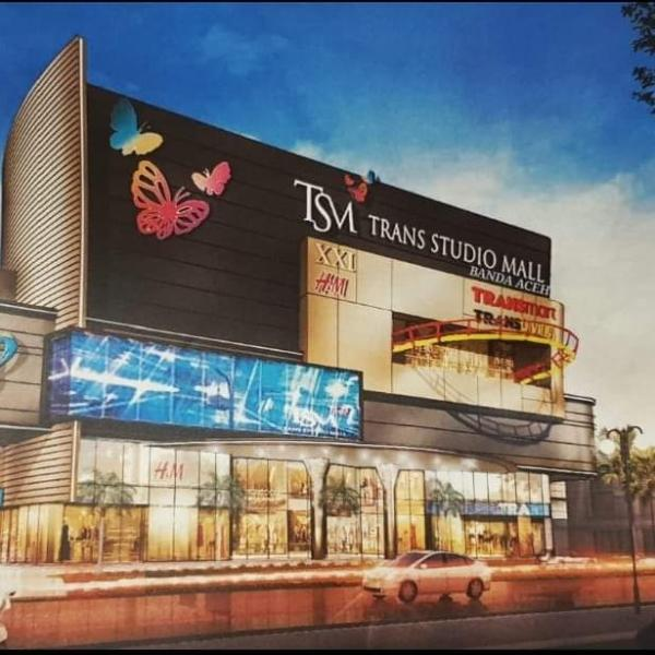 Trans Studio Mall Aceh